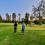 Golfdag i härligt höstväder